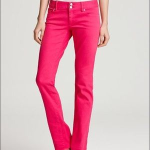 Sale! Lily Pulitzer pink jeans